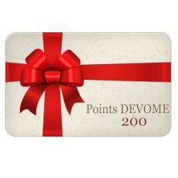 200 Points DEVOME