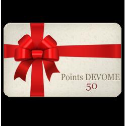 50 points DEVOME
